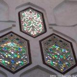 断酒主婦はるかが撮ったエジプトの教会のステンドグラス