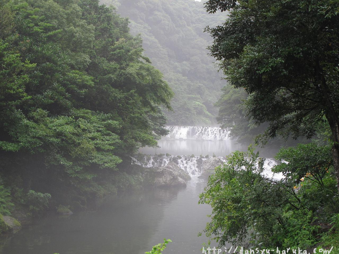 断酒主婦はるかが撮った滝の景色