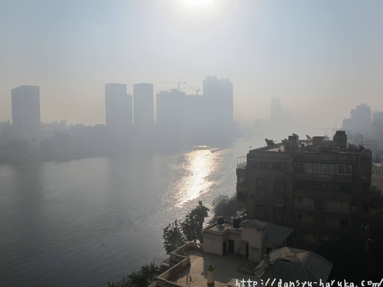 断酒主婦はるかが撮ったエジプトのナイル川