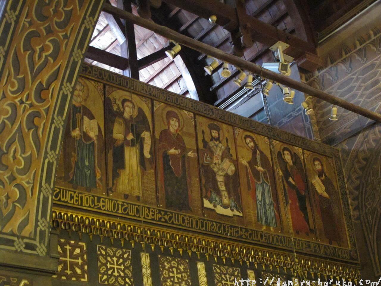 断酒主婦はるかが撮ったエジプトの教会