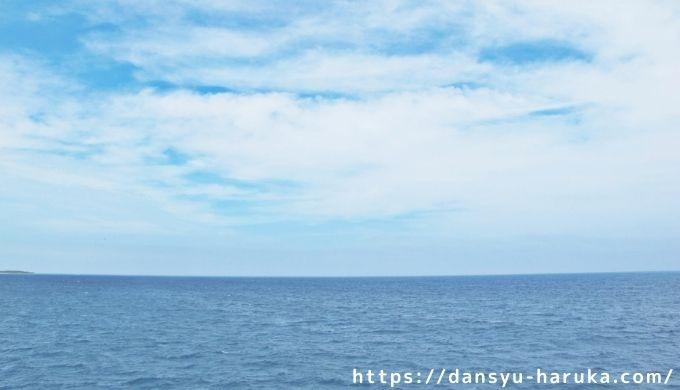 断酒主婦はるかが撮った沖縄の海